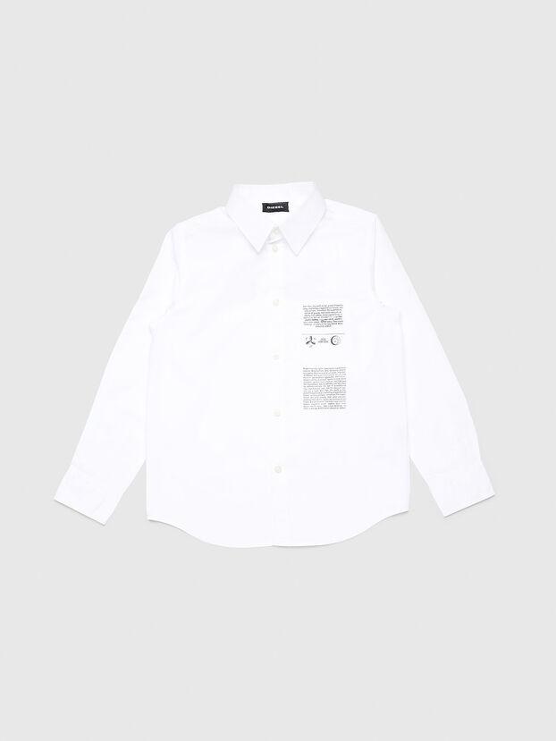 CSVENPRINT, White - Shirts