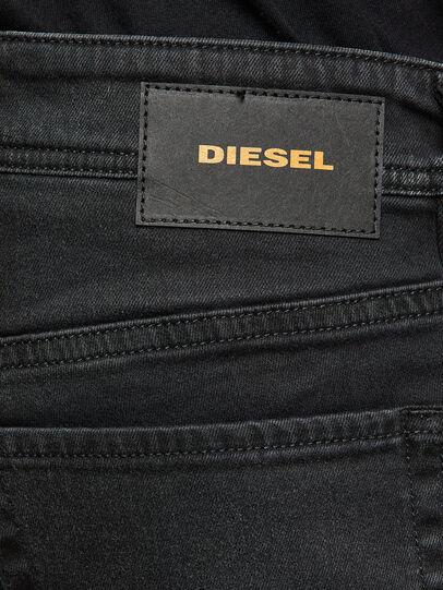 Diesel - Sleenker C69EQ, Dark Blue - Jeans - Image 4