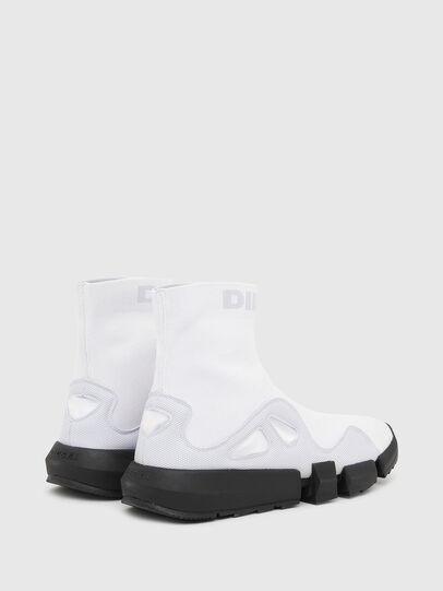 Diesel - H-PADOLA HSB, White - Sneakers - Image 3