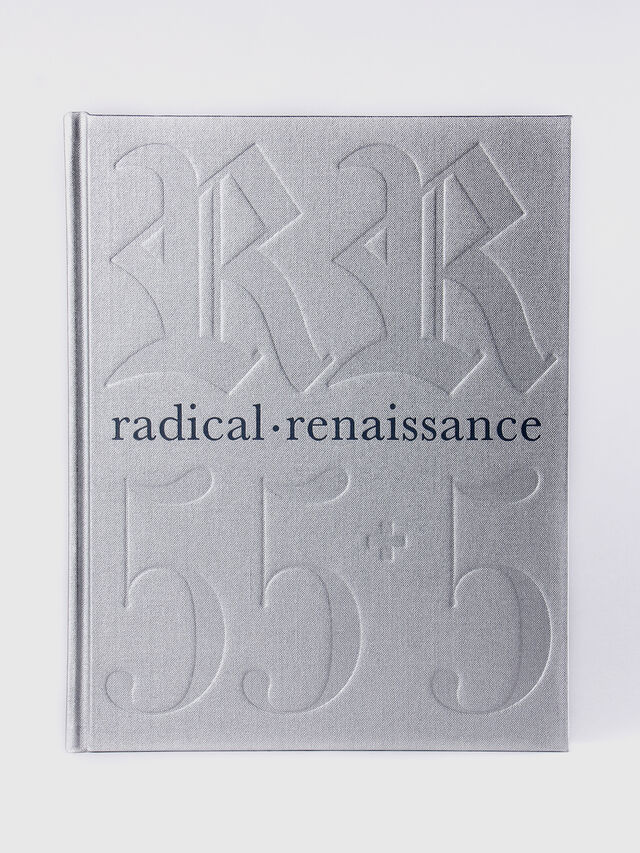 Diesel - Radical Renaissance 55+5 (signed by RR), Grey - Other Accessories - Image 1