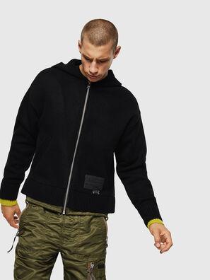 K-NAVY, Black - Knitwear