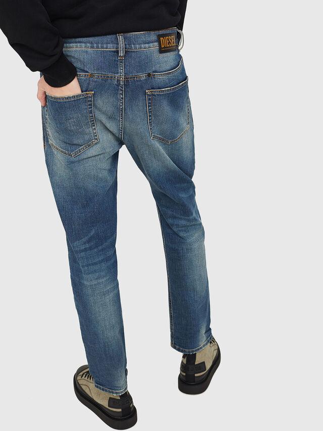 Diesel - D-Eetar 089AR, Medium blue - Jeans - Image 2