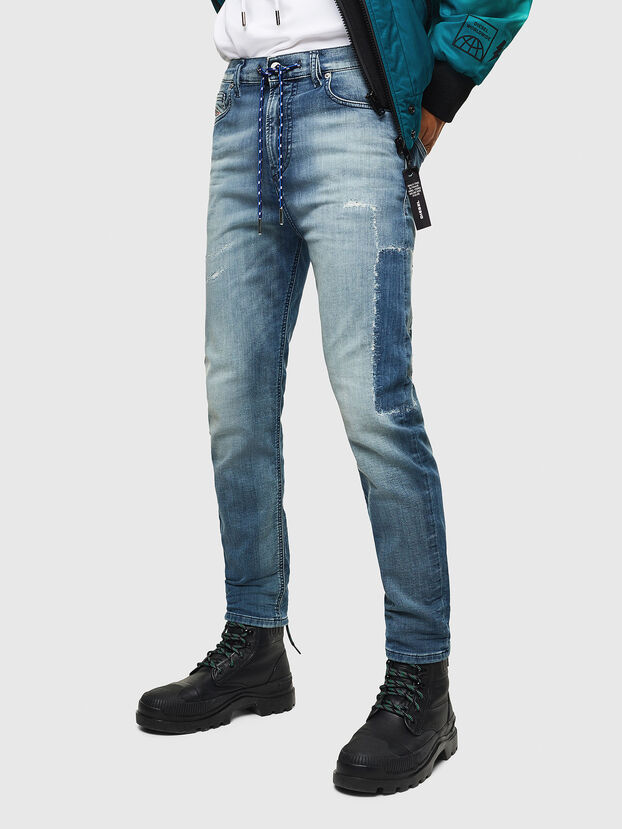 D-Vider JoggJeans 069JZ, Light Blue - Jeans