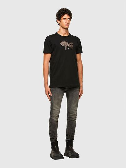 Diesel - T-DIEGOS-N29, Black - T-Shirts - Image 5