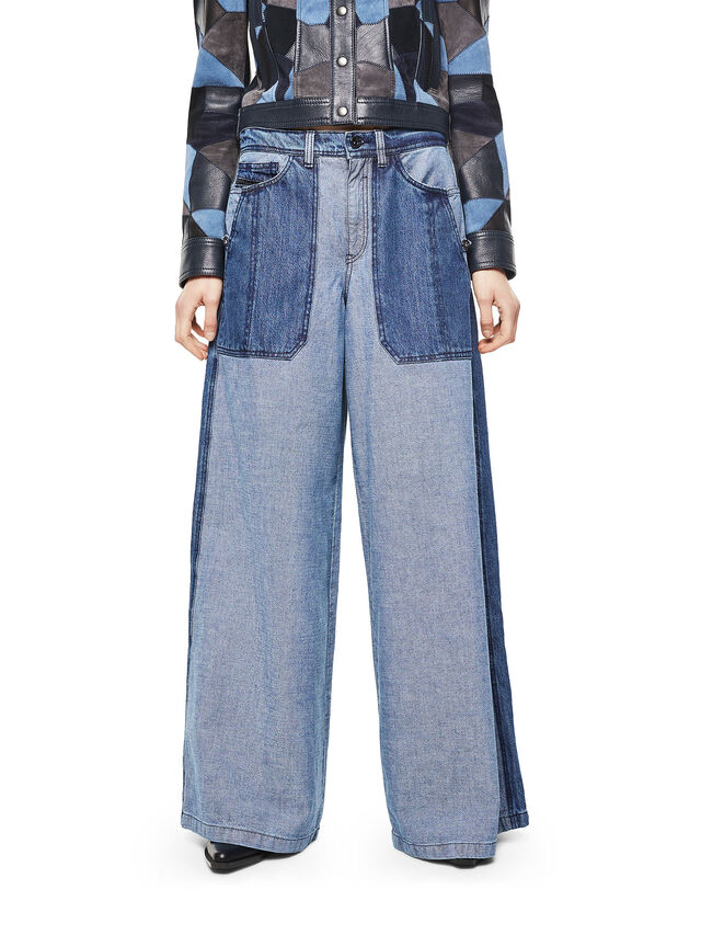 Diesel - TYPE-1907, Blue Jeans - Jeans - Image 1