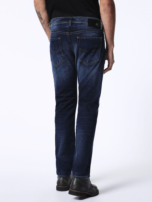Diesel Buster 0860L, Dark Blue - Jeans - Image 3