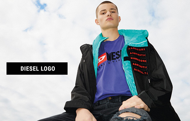 View all Diesel Logo Man