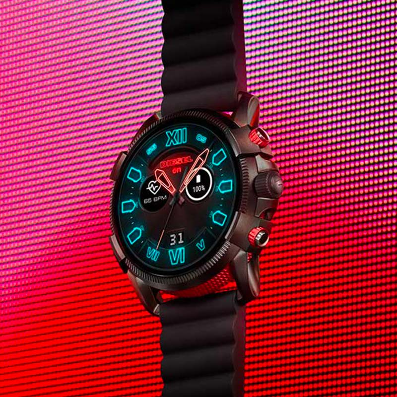 Diesel Smartwatches Functionality Heart rate