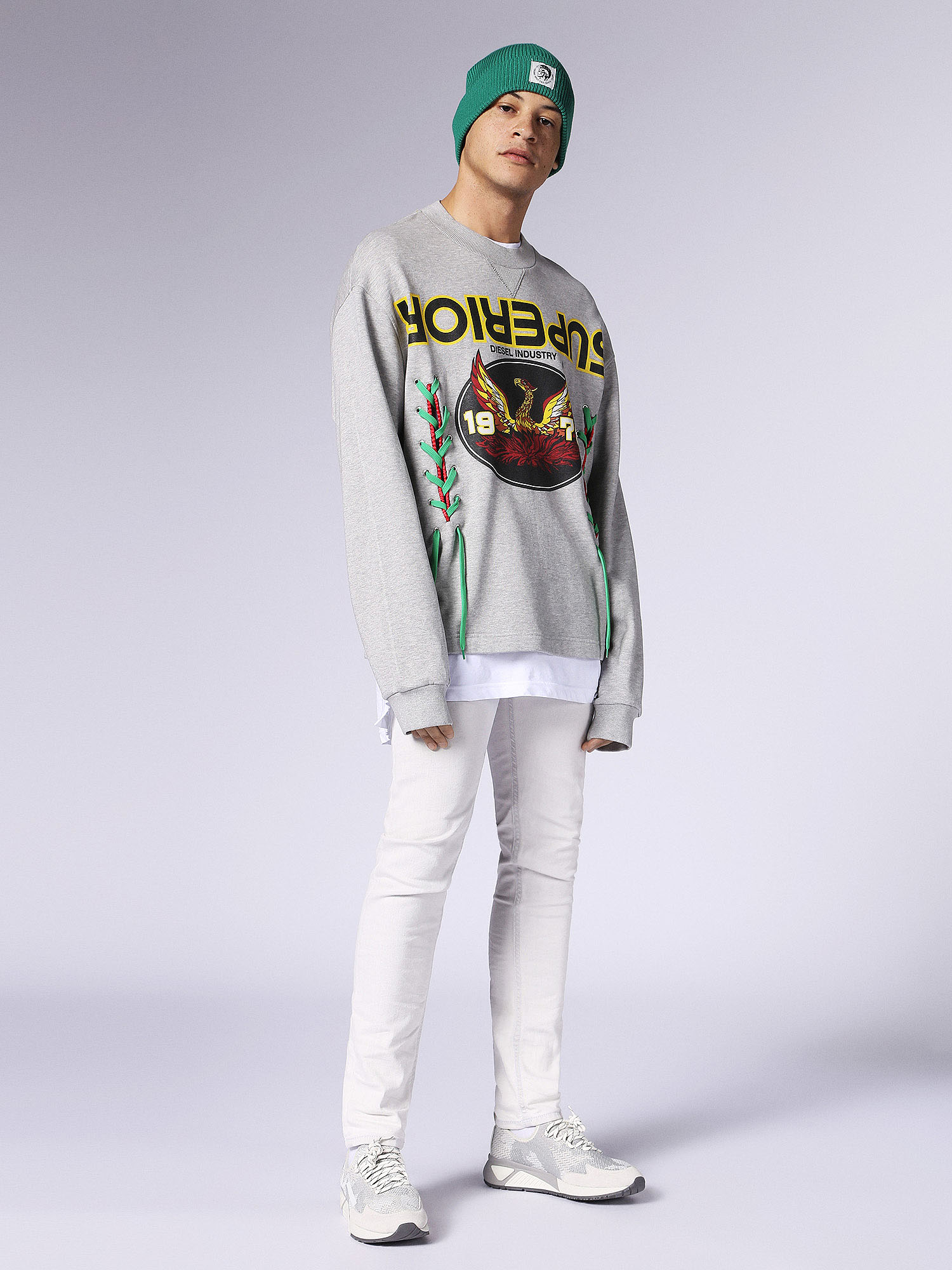 Diesel - THOMMER 0689F,  - Jeans - Image 5